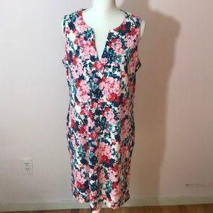Woman's Lands End tunic dress